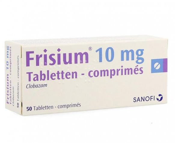 купить Фризиум 10 мг в Москве без рецепта