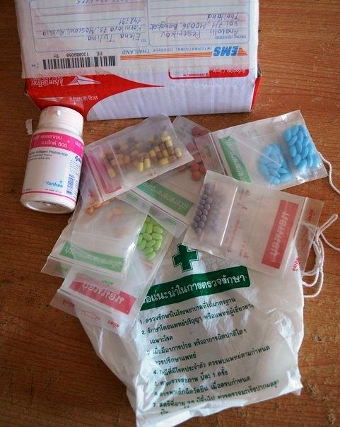 Тайские Лекарства от целлюлита помагают убрать живот у мужчин и женщин