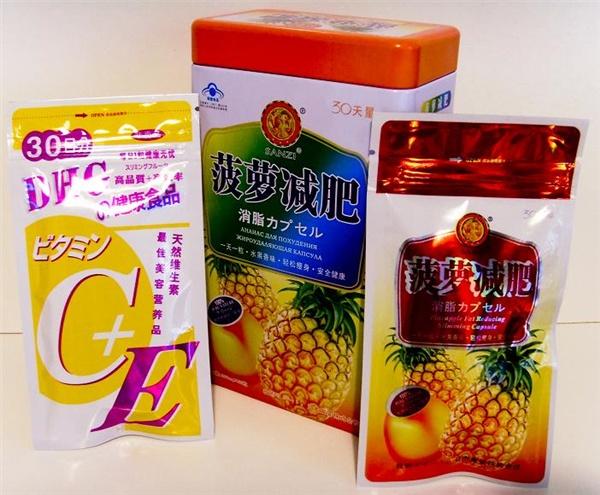 Гомеопатические средства для похудения из Китая помагают убрать живот быстро